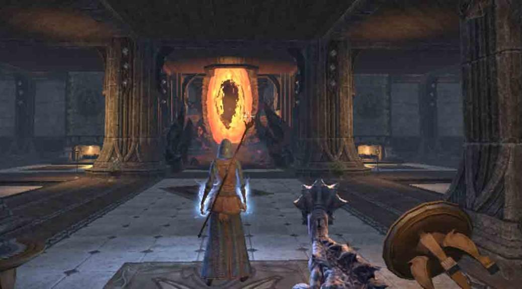 The Elder Scrolls Online Sever All Ties