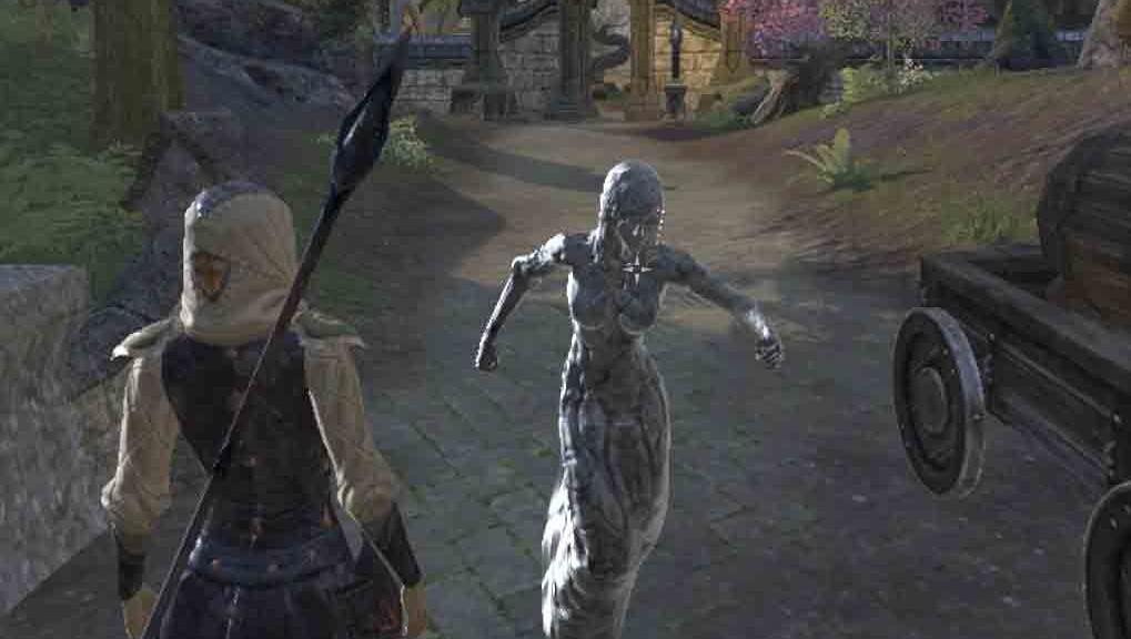 The Elder Scrolls Online Silent Village Start