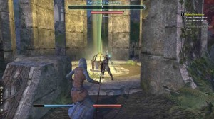 TESO Rightful Inheritance-lowering the wards