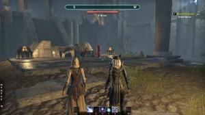 The Elder Scrolls Online Rites of the Queen defeating Norion