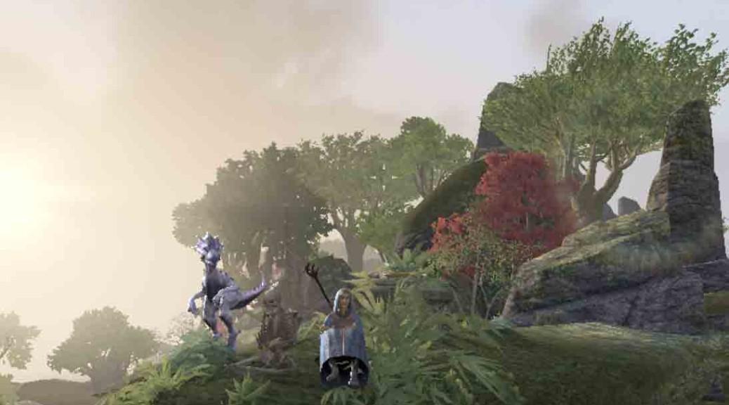 The Elder Scrolls Online Spirited Away