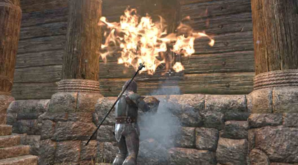 The Elder Scrolls Online Sparking the Flame extinguish fires